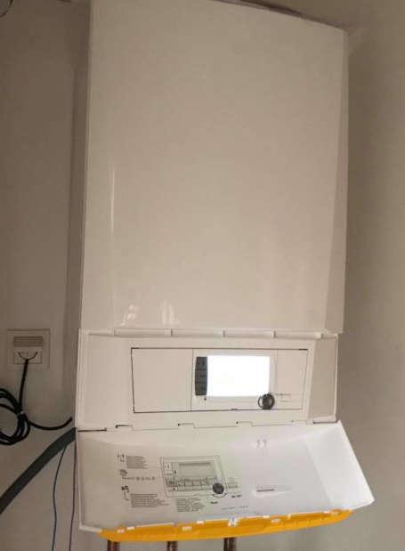 installation chauffage gaz bavay