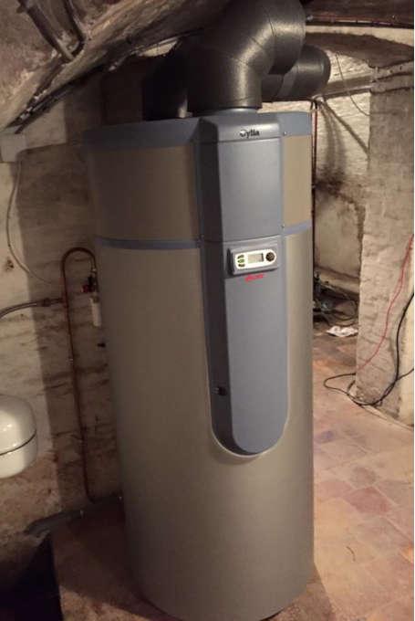 installation chauffe eau thermodynamique valenciennes